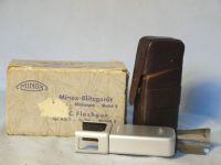 '   BOXED ' Boxed Minox Flash Gun Cased  £14.99